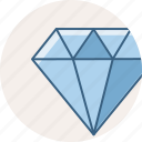 diamond, diamonds, gem, jewel, jewelry, precious, stone icon