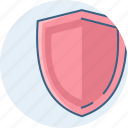 antivirus, firewall, guard, protection, safety, security, shield icon