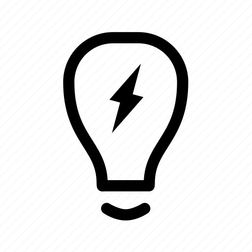ask, bright, bulb, help, idea, learn, light icon