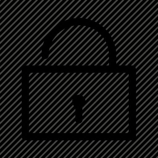 lock, open, password, secure icon