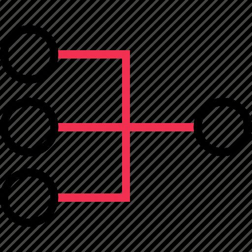 communication, computer, data icon