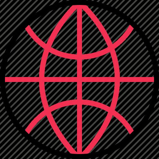 Globe, internet, online, world icon - Download on Iconfinder