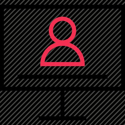 Description, online, profile icon - Download on Iconfinder