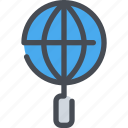 business, global, research, search, seo icon