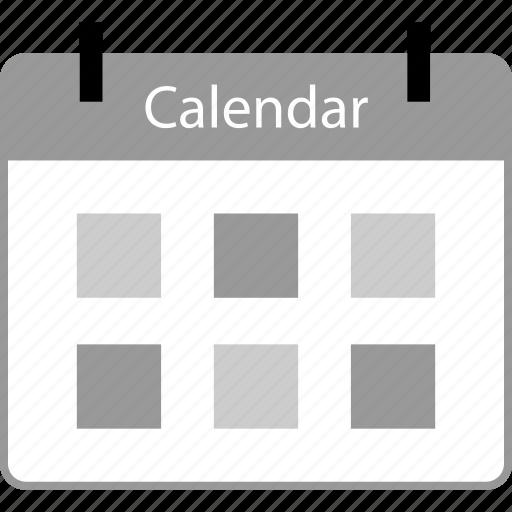 calendar, duedate, event, schedule icon