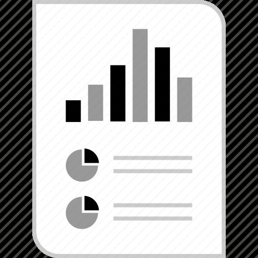 analytics, data, form, web icon