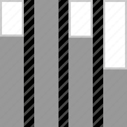 bars, data, graphic, seo icon