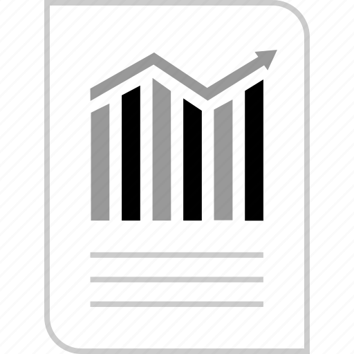 busines, finance, page, seo icon