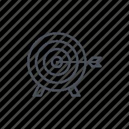 board, boards, circle, circular, dart, darts, target, targets, trading icon