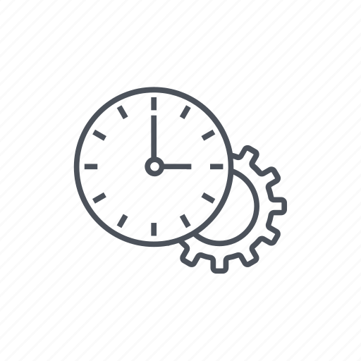 circular, clock, clocks, frame, gear, time, tool, watch, watches icon
