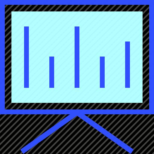 business, company, digital, finance, presentation, startup icon