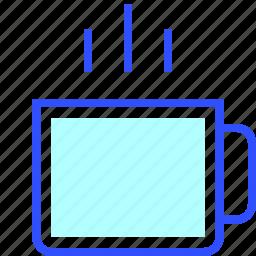 business, coffee, company, digital, finance, startup icon