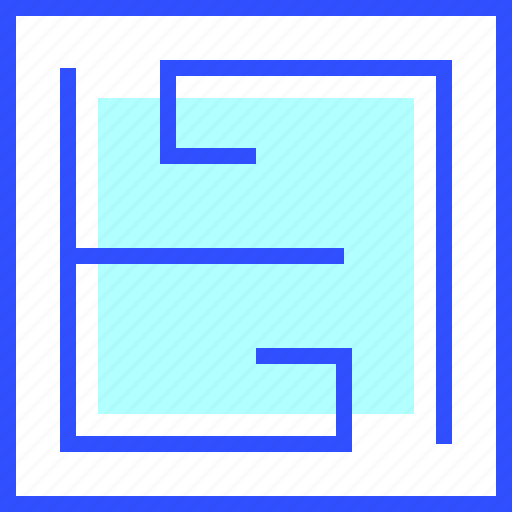 business, company, digital, finance, labyrinth, startup icon