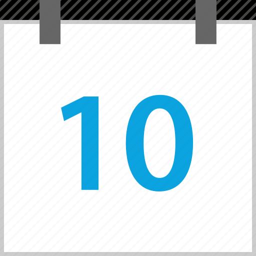 business, calendar, event icon
