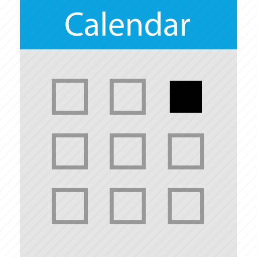 Calendar, due, event, schedule icon - Download on Iconfinder
