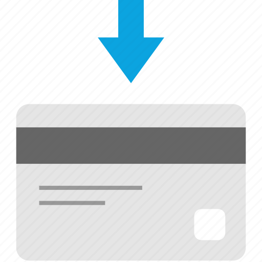 card, charge, credit icon