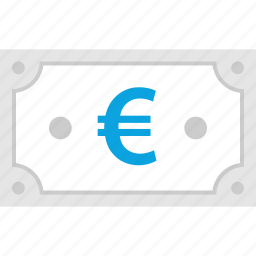 euro, money, note, uk icon