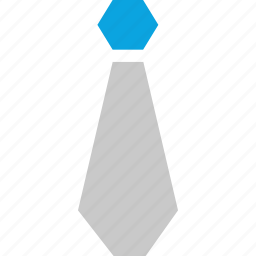 business, casual, clothing, tie icon