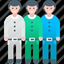 business, company, crowd, group, people, team, teamwork icon
