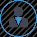 boss, business, profile, user