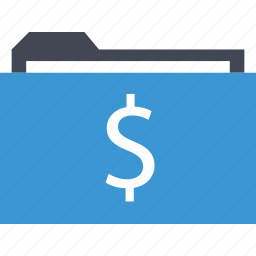 archive, dollar, guardar, money, save, sign icon