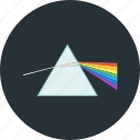 prism, experiment, physics, science