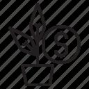 business, dollar, grown, money, stock, tree, usd icon