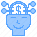 business, dollar, money, plan, schedule, shopping, social icon