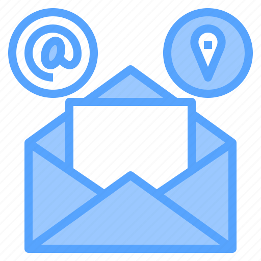 business, mail, money, plan, schedule, shopping, social icon