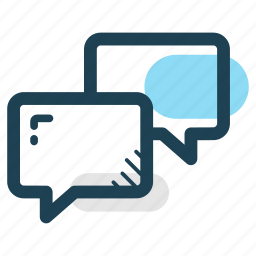 bubble, chat, communication, conference, conversation, dialogue, message icon