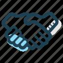 agreement, business, deal, hand, hand shake, partner, union