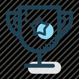 achievement, awards, business, certificate, degree, guarantee, prize icon