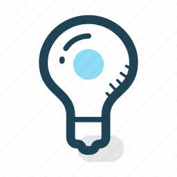 business, concept, idea, innovation, light bulb, productivity icon