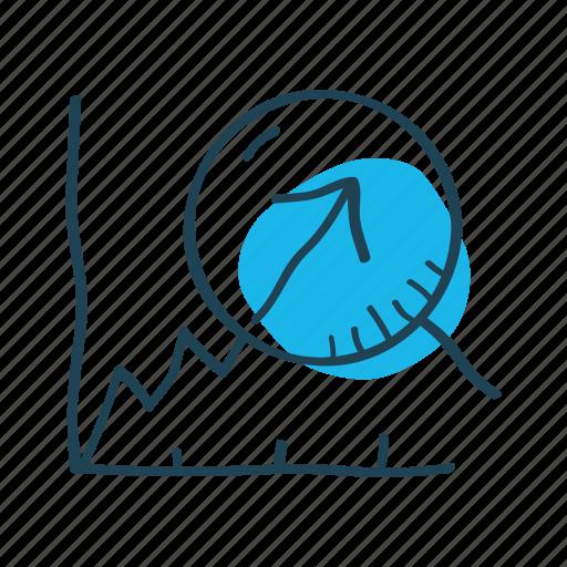 gain, graph, growth, increase, profit, revenue, statistics icon