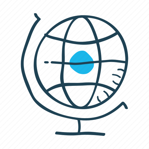 business, earth, globalization, globe, planet, world icon