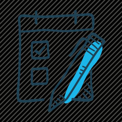 audit, business, feedback, form, satisfaction, survey, tasks icon