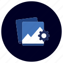 business, ecommerce, finance, image, marketing, photo, sort icon