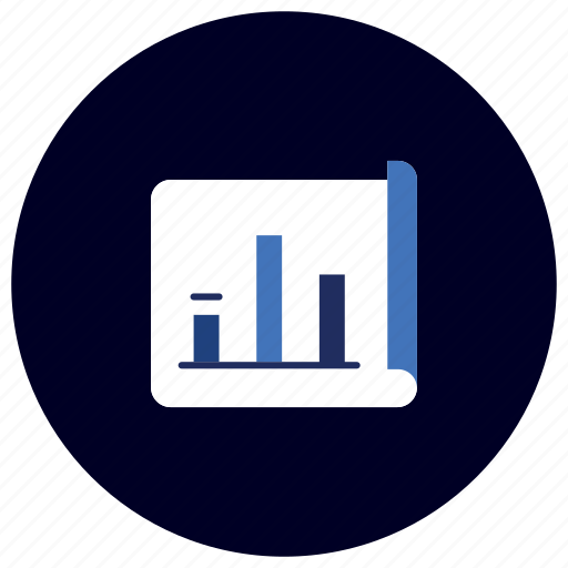 business, chart, data, ecommerce, finance, graph, marketing icon