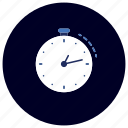 alarm, business, clock, ecommerce, finance, marketing, watch icon