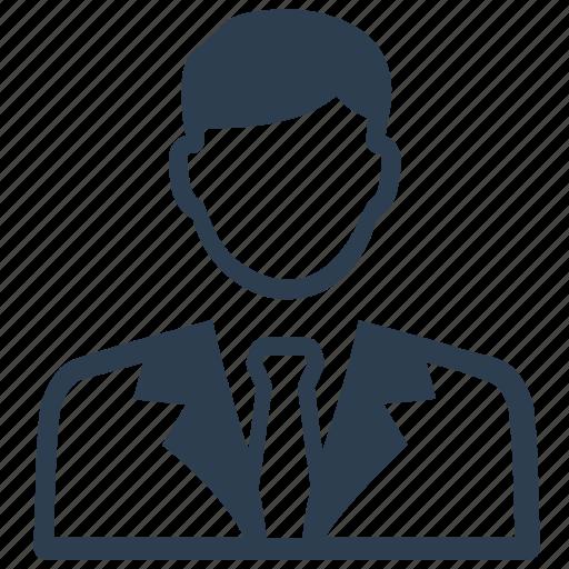 Businessman, man, professional icon - Download on Iconfinder