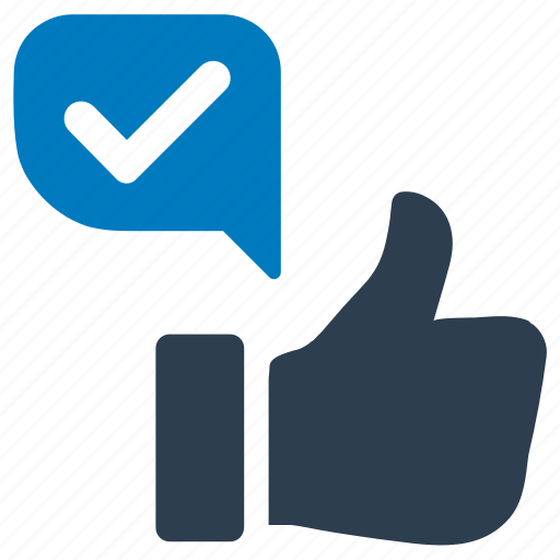 best, good, like, thumbs up icon