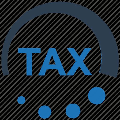 deadline, income, reminder, tax icon