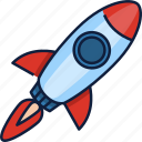 startup, business, rocket, launch, marketing, spaceship, businessman