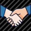 agreement, contract, deal, business, document, handshake, partnership