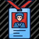 id, card, id card, identity card, identification, identity, employee card