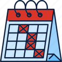 schedule, calendar, date, time, event, day, business