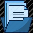 documents, file, files, folder, business, paper, document