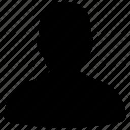 avatar, human, man, person, portrait, profile, user icon