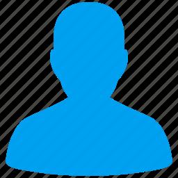avatar, businessman, client, customer account, man, person, user profile icon