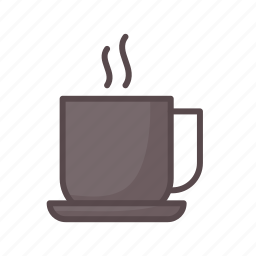 break, business, coffee icon